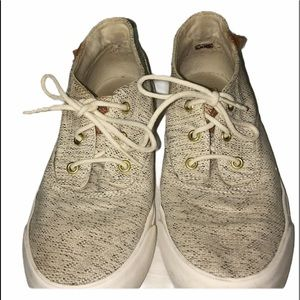 KEDS oatmeal colored sneakers